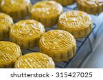Moon Cake For Chinese And...