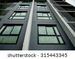 a modern high rise condominium