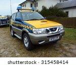Coastguard Vehicles At...