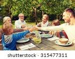 family  generation  home ...   Shutterstock . vector #315477311