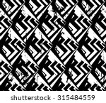 abstract geometric background ... | Shutterstock .eps vector #315484559