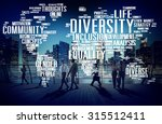 diversity ethnicity world... | Shutterstock . vector #315512411