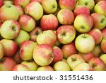 background made of fresh riped... | Shutterstock . vector #31551436