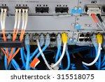 computer network   computer... | Shutterstock . vector #315518075