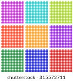 abstract vector pattern with... | Shutterstock .eps vector #315572711