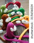 amazing handmade product  group ... | Shutterstock . vector #315656024