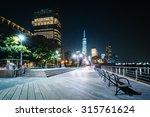 waterfront promenade at hudson...   Shutterstock . vector #315761624