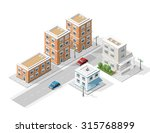 set of isolated high quality... | Shutterstock .eps vector #315768899
