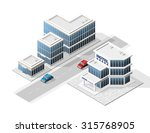 set of isolated high quality... | Shutterstock .eps vector #315768905