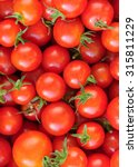 Vegetable Fresh Small Tomatoes