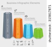 modern infographic options...   Shutterstock .eps vector #315817871