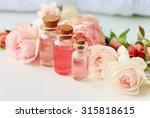 Rose Spa Setting Aromatic Wate...