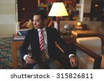 young successful asian... | Shutterstock . vector #315826811