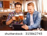 chin chin. vivacious pleased...   Shutterstock . vector #315862745