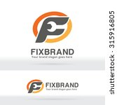 fix brand | Shutterstock .eps vector #315916805