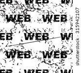 web pattern grunge  black image ...