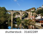 The Railway Viaduct Over The...