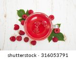 A Cup Of Tea Raspberry With...
