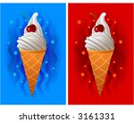 ice cream | Shutterstock .eps vector #3161331