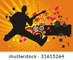 the raster version abstract... | Shutterstock . vector #31615264