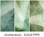 matching graphic art side bars... | Shutterstock . vector #316167995