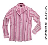 Pink Strip Shirt