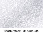 abstract silver and white... | Shutterstock . vector #316305335