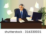 man the official paper for... | Shutterstock .eps vector #316330031