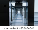 urban geometry  looking up to...   Shutterstock . vector #316466645