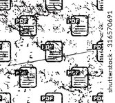 pdf document pattern  grunge ...