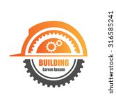 building logo | Shutterstock .eps vector #316585241