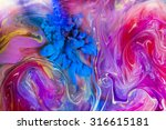 Colorful Abstract Composition....