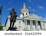 New Hampshire State House ...