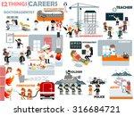 beautiful graphic design of... | Shutterstock .eps vector #316684721