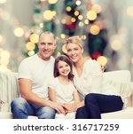 family  childhood  holidays and ... | Shutterstock . vector #316717259
