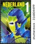 Netherlands   Circa 2014  A...