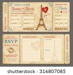3 hi detail vector grunge... | Shutterstock .eps vector #316807085