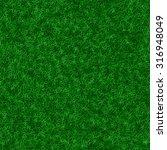 Seamless Emerald Forest Moss...