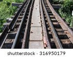 the death railway  thailand... | Shutterstock . vector #316950179