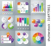 infographic design template can ... | Shutterstock .eps vector #316975811