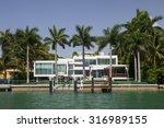 A Mansion In Miami Florida's...