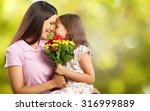 mother's day.   Shutterstock . vector #316999889