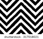 vector chevron seamless pattern.... | Shutterstock .eps vector #317018021