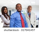 Group Of Afro American Busines...