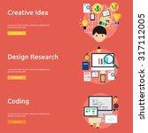 design   development | Shutterstock .eps vector #317112005