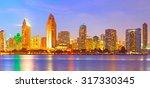 san diego california  city... | Shutterstock . vector #317330345