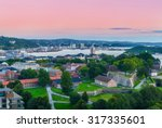 Oslo  Norway. A View At...
