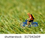 Miniature Bicycle Traveller