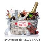 new year gift | Shutterstock . vector #317347775