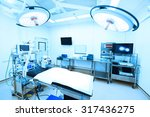 equipment and medical devices... | Shutterstock . vector #317436275